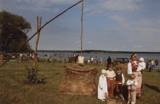 Nematerialaus kultūros paveldo vertybių sąvadą papildė devynios tradicijos