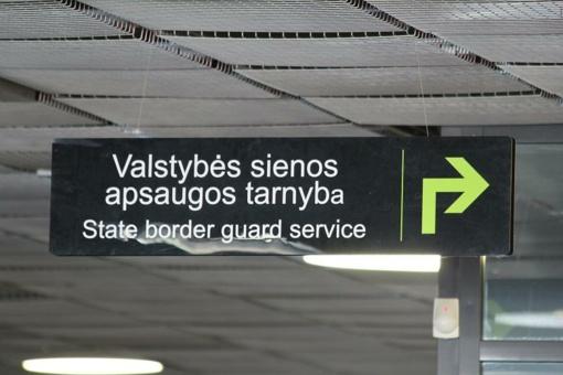 Vilniaus ir Kauno oro uostose įkliuvo du teisingumo vengę lietuviai