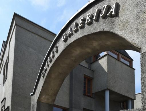 Vasario 16-ąją Dailės galerija kviečia lankyti parodas nemokamai