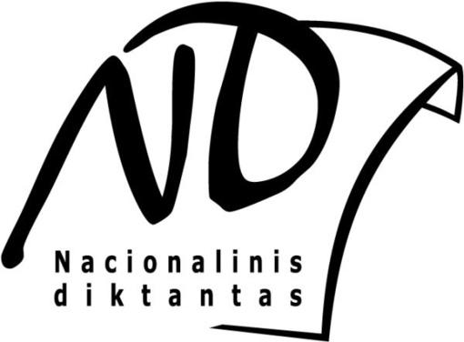 Kupiškio rajono savivaldybė kviečia rašyti Nacionalinį diktantą