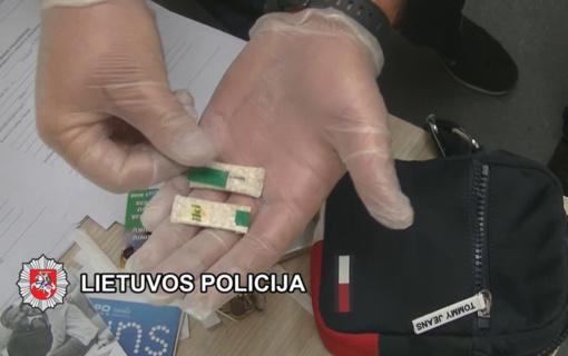 Narkotikus platinusiam Klaipėdos verslininkui paskelbtas apkaltinamasis nuosprendis