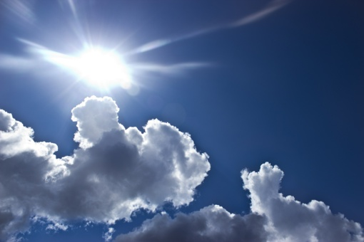 Orai: į Lietuvą atplūs pavasariška šiluma – sušils iki 10 laipsnių