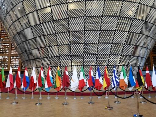 ES planuoja skirti 37 mlrd. eurų kovai su COVID-19 protrūkio padariniais