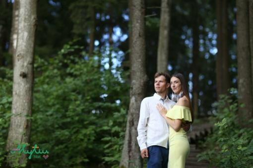 Aukštaitės ir dzūko meilės istorija tęsiasi Alytuje