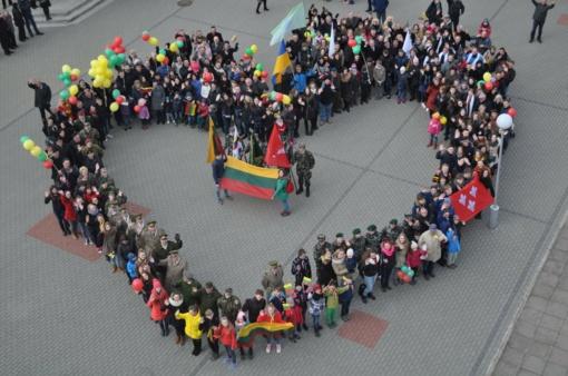 Rokiškyje – Lietuvos kontūro šimtmečio šventė