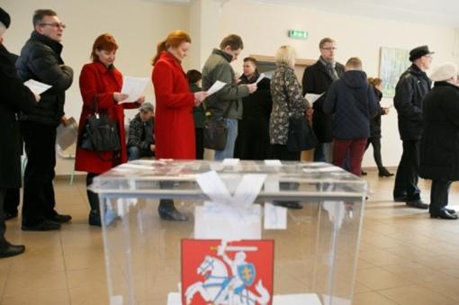 Konstitucinis Teismas: referendumai gali vykti tik vieną dieną