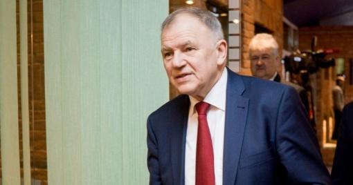 Politologas: V. Andriukaičio dalyvavimas Prezidento rinkimuose kelia LSDP partijos reitingus