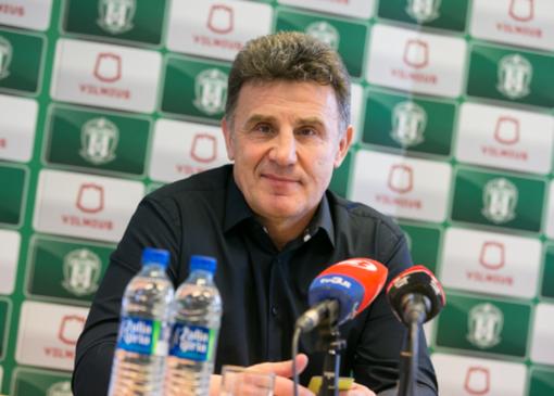 """""""Žalgirio"""" treneris M. Zubas: šiuo metu pagrindinis tikslas - pasiruošti mūšiui dėl Supertaurės"""