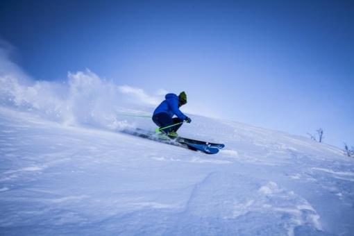 Kalnų slidininkas A. Drukarovas pasaulio čempionate - 43-ias