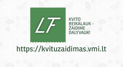 Įsigalioja VMI Kvitų žaidimo pakeitimai