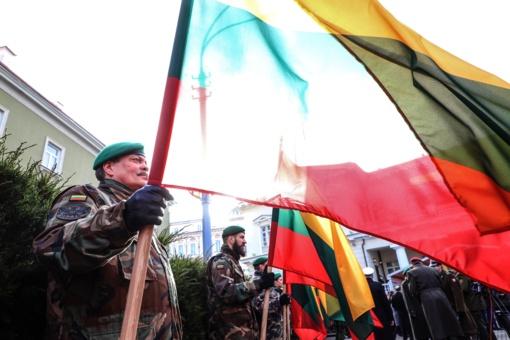 Minime Lietuvos Nepriklausomybės atkūrimo dienos sukaktį
