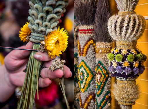 Vilniaus krašto verbų rišimo tradicija papildė Nematerialaus kultūros paveldo vertybių sąvadą