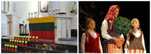 Vasario 16-ąją sugrąžintos anuometinės Lietuvos valstybės atkūrimo dienos nuotaikos