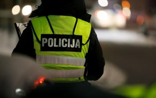 Policija skatina gyventojus registruoti vaizdo stebėjimo kameras