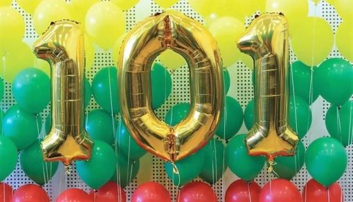 Tauragėje linksmai ir išradingai paminėta Vasario 16-oji – Lietuvos valstybės atkūrimo diena