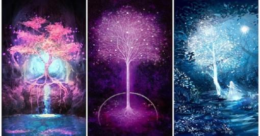 Pasirinkite magišką medį ir gaukite asmeninį patarimą