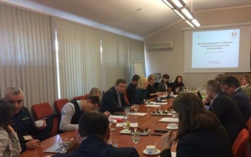 Europos Tarybos ekspertai įvertins, kaip Lietuva kovoja su nusikaltimais aplinkai