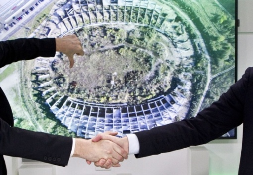 Vilniaus valdžia sugalvojo sutaupyti: už stadiono statybą sumokės per metus