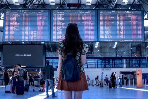 Tyrimas atskleidė, dėl ko lietuviai labiausiai nerimauja keliaudami