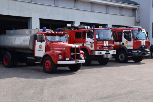 Širvintų priešgaisrinė gelbėjimo tarnyba praneša