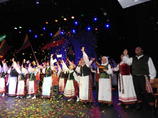 Lietuvos valstybės atkūrimo šventėje skambėjo lietuviški vardai
