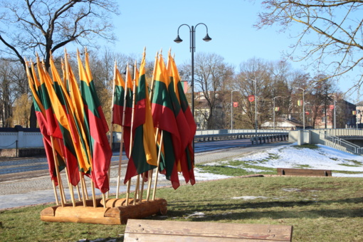 101-osios Lietuvos valstybės atkūrimo metinės Pasvalio rajone