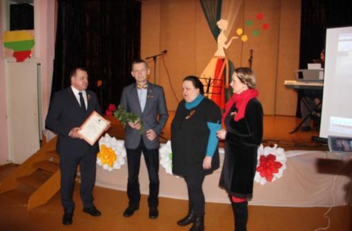 Lietuvos Valstybės atkūrimo dienos minėjimas Turmante