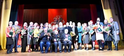 Vasario 16-ąją įteikti Kunigaikščio Vytauto Didžiojo medaliai