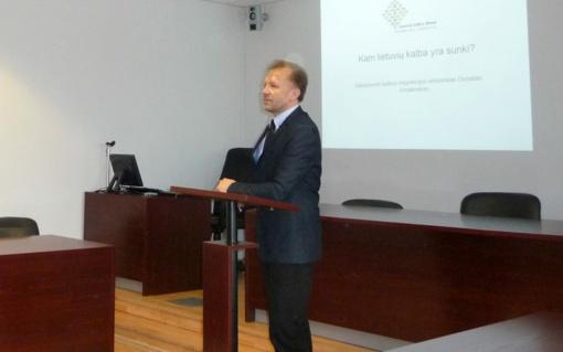 """Donatas Smalinskas: """"Šis žingsnis yra pataikavimas tinginiams ir beraščiams"""""""