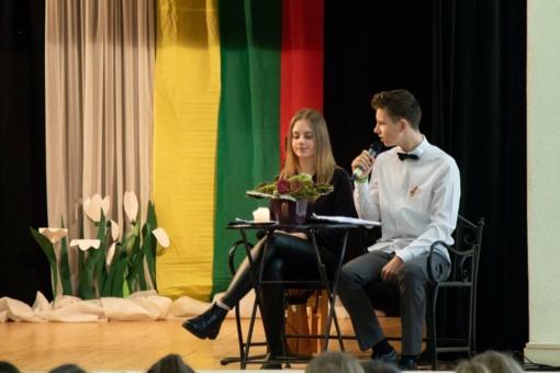 Lietuvos valstybės atkūrimo dieną – dėmesys kalbai