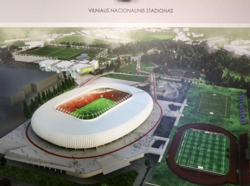 Spręsis nacionalinio stadiono likimas: daugiau klausimų nei atsakymų
