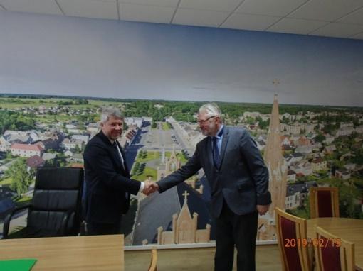 Rokiškyje – Lietuvos kontūro šimtmečio aikštė