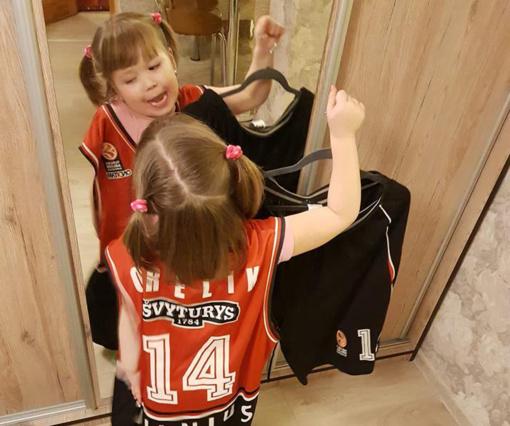"""Super aukcionas – laimėkite """"BC RYTAS"""" krepšininko aprangą!"""