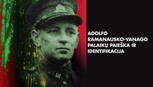 Fotografijos muziejuje – tyrimų apie Adolfą Ramanauską-Vanagą pristatymas