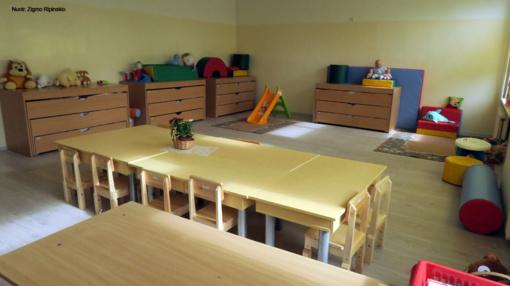 Ikimokyklinio ir priešmokyklinio ugdymo prieinamumo plėtra Šiaulių rajone