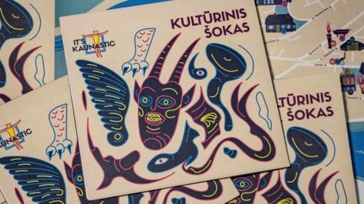 """Vilniaus knygų mugėje """"debiutuos"""" Kauno kultūros žemėlapis"""
