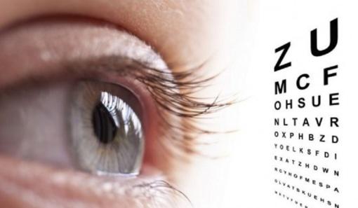 Akių ištyrimas profesionalia kompiuterine medicinine įranga