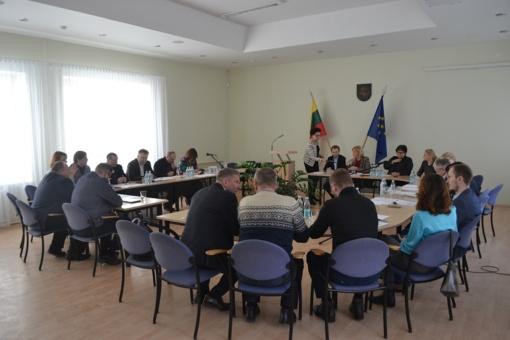 Vasario Tarybos posėdis (vaizdo įrašas)