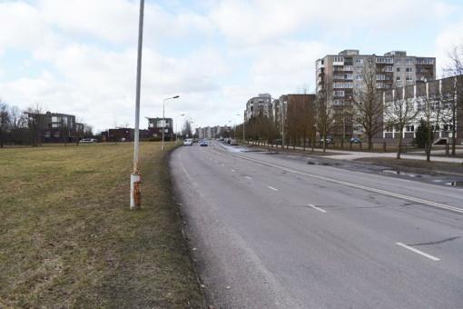 Prasidės Pavenčių gatvės modernizavimo darbai