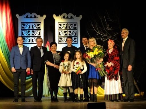 Daivos ir Egidijaus Viščiūnų šeimai – metų šeimos titulas