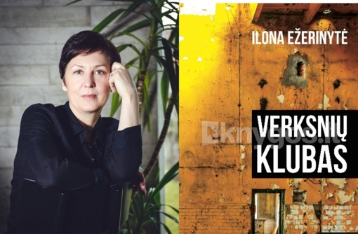 Apdovanoti geriausių metų knygų autoriai: tarp jų iš Šiaulių kilusi I. Ežerinytė