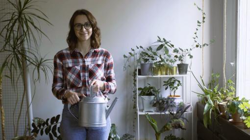 Lietuvė įkūrė pirmąją pasaulyje augalų prieglaudą