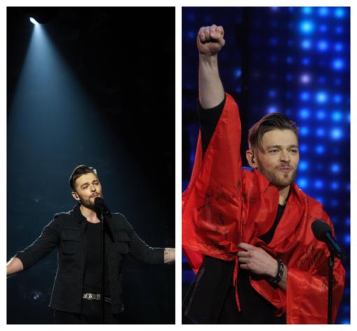"""Lietuvai """"Eurovizijoje"""" Izraelyje atstovaus Jurijus Veklenko"""
