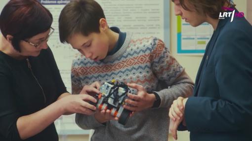 Ko Panevėžyje mokosi šiuolaikiniai vaikai?