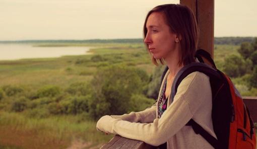 Rokiškietė gyvenimą kuriasi Estijoje, bet gimtinės nepamiršta