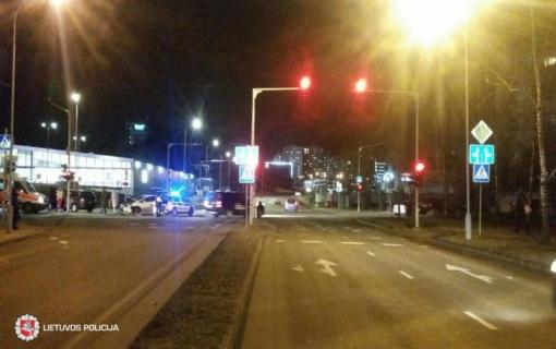 Praėjusi para keliuose: 9 eismo įvykiai, kuriuose nukentėjo 10 žmonių