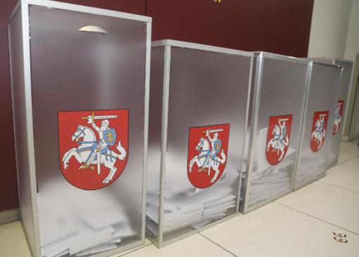 Vyriausioji rinkimų komisija pristato artėjančių rinkimų naujoves