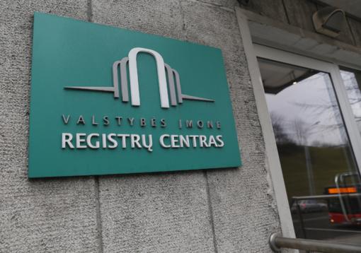 Registrų centras pradeda dirbti pagal naują organizacinę struktūrą ir didina atlyginimus