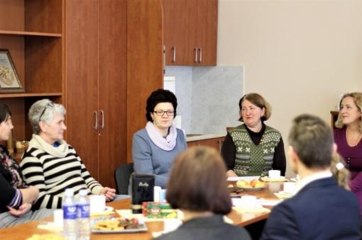 Apskritojo stalo diskusija apie neformalųjį švietimą