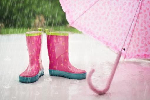 Orai: prireiks skėčių ir neperšlampamų batų